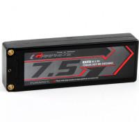 Turnigy Graphene 7500mAh 2S2P 90C Hardcase Lipo Pack (ROAR APPROVED)