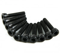 Metal Socket Head Machine Hex Screw M2.5x12-10 stuks / set