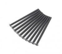Metal platte kop Machine Hex Screw M3x50-10pcs / set