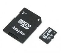 Turnigy 64GB Class 10 Micro SD-geheugenkaart (1 st)