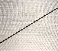 4mm x 300mm flexibele aandrijfas (1 st)