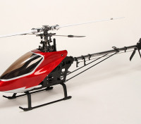 HK-500 GT 3D Electric Helicopter Kit (incl. Messen en extra's)