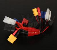 MEGA-adapter. Sluit bijna alles om iets!