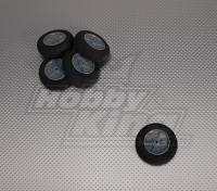 Light Foam Wheel Diam: 55, Breedte: 18,5 mm (5 stuks / zak)