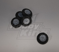 Light Foam Wheel Diam: 60, Breedte: 18,5 mm (5 stuks / zak)