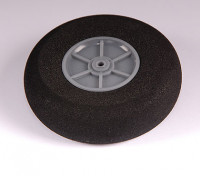 Light Foam Wheel (Diam: 105, breedte: 30mm)