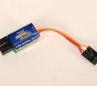 HobbyKing PPM Signal Mixer versie B voor Head-Movement-Tracker Gyro