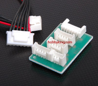TP Adapter Coversion Board W / Polyquest Charger plug