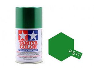 tamiya-paint-metallic-green-ps-17