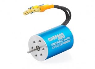 Surpass Hobby 2435 4 Pole Brushless Motor 4800kv