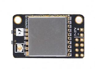 Matek 5.8G VTX-HV Switchable Video Transmitter with BFCMS Control Front
