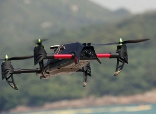 Quanum Venture FPV quadcopter Met Power System (ARF Version)