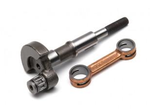 RCGF 10cc Gas Engine Vervanging krukas en Conrod Set (M1002)