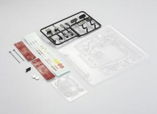 MatrixLine Polycarbonaat Engine Kit voor 1/10 Touring Cars # 6