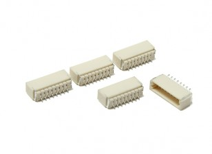JST-SH 8Pin Socket (Surface Mount) (5 stuks)