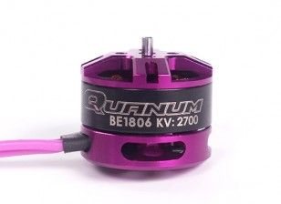 Quanum BE1806-2700kv Race Edition borstelloze motor 3 ~ 4S (CW)