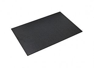 Carbon Fiber Sheet 300 x 200 x 3 mm
