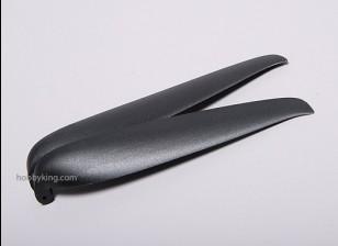 TGS Precision Folding Propeller 13x6.5 Black (1 st)