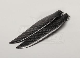 Folding Carbon Fiber Propeller 9.5x5 (1 st)