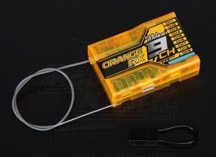OrangeRx R910 DSM2 Compatibel 9Ch 2.4Ghz TWINPORT Rx