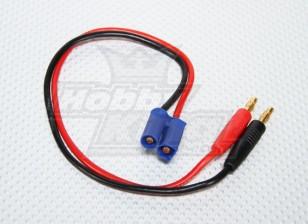 EC5 Laadleiding 14AWG w / 4mm Banana Plugs