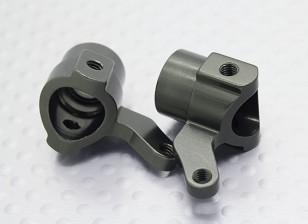 Aluminium voorwielbesturing Knuckles (2Pcs / Tas) - A2003T, 110BS, A2010, A2027, A2029, A2035 en A3007