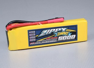Pack ZIPPY Compact 5000mAh 3S 25C Lipo