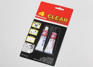 EV-804 / 20G 4 Min Clear Epoxy Glue