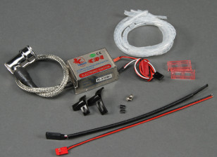 Vervangende Compleet Ontsteking set voor eencilinder Gas Engines 14mm Plug