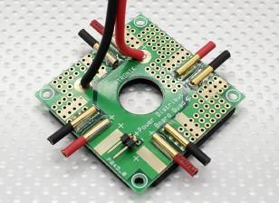 Hobby Koning Quadcopter Power Distribution Board Lite.