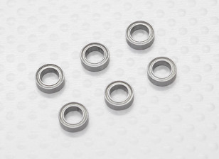 Ball Bearing 8 * 5 * 2,5 - 1/10 Quanum Vandal 4WD Racing Buggy (6 stuks)