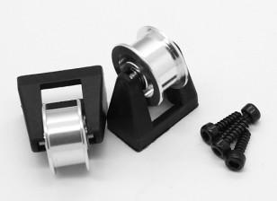 KDS Innova 600.700 Belt Wheel 600-34TS (2 stuks / zak)