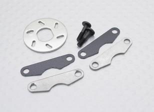 Brake Disc Set - 16/01 Turnigy 4WD Nitro Racing Buggy, A3011
