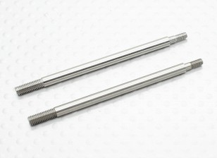 Rear Shock Central Shaft (2 stuks) - A3015