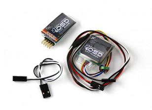 Mini OSD System w / GPS Module