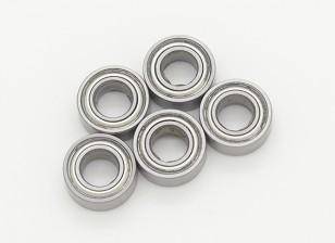 Bearing (10x5x4) - 1/10 Turnigy GT-10X Pan Car (5 stuks)