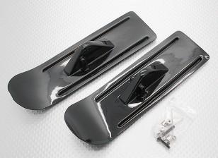 Onderstel Skis voor Model Airplane