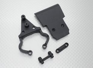 Quanum Skull Crusher 2WD - voorbumper set, mount en houder