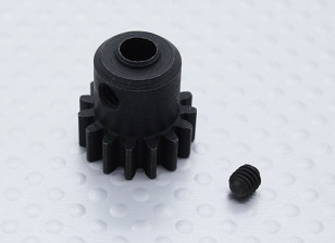 15T Pinion w / M4 * 4 Screw - Nitro Circus Basher 1/8 Schaal Monster Truck
