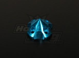 3DSpinner voor HP-50 / DLE55 / DA50 / JC51 (41x41x26mm) Blue
