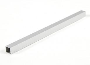 Aluminium vierkante buis DIY Multi-Rotor 12.8x12.8x230mm (.5Inch) (zilver)