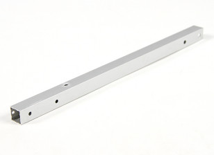 Aluminium vierkante buis DIY Multi-Rotor 12.8x12.8x250mm X525 (.5Inch) (zilver)