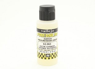 Vallejo Premium Color Acrylic Varnish - Satin (60ml)
