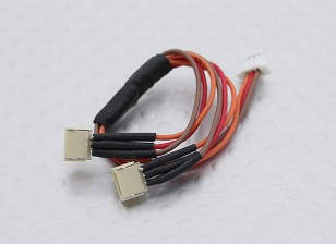 Micro JST (Molex) 1.0mm Pitch Y Lead (1 st)