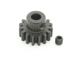 16T / 5mm M1 gehard Pinion Gear (1 st)