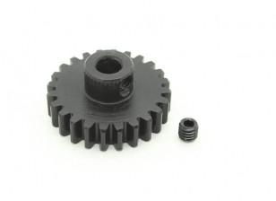 24T / 5mm M1 gehard Pinion Gear (1 st)
