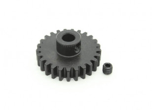 25T / 5mm M1 gehard Pinion Gear (1 st)