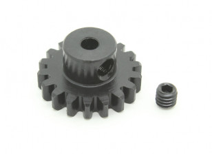 18T / 3.175mm M1 gehard Pinion Gear (1 st)