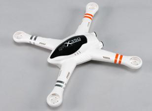 Walkera QR X350 GPS Quadcopter - Body Set