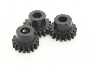 Gehard staal Pinion Gear Set 32P Passend 5mm Shaft (17/18 / 19T)